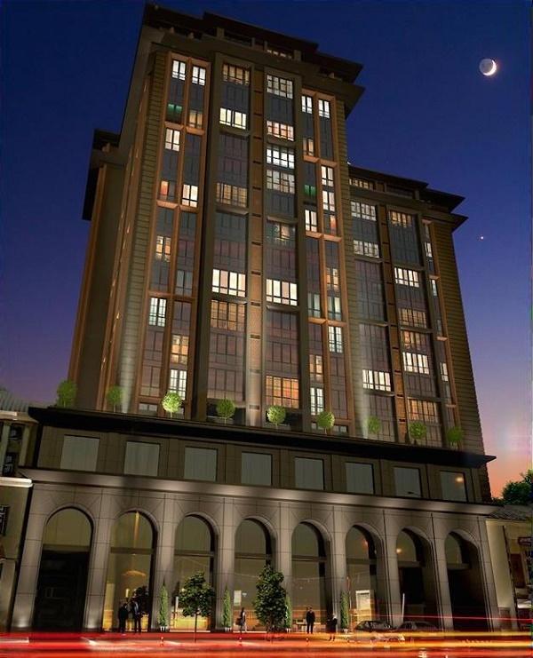 Жилой комплекс ЖК Башня CHKALOV, фото номер 5